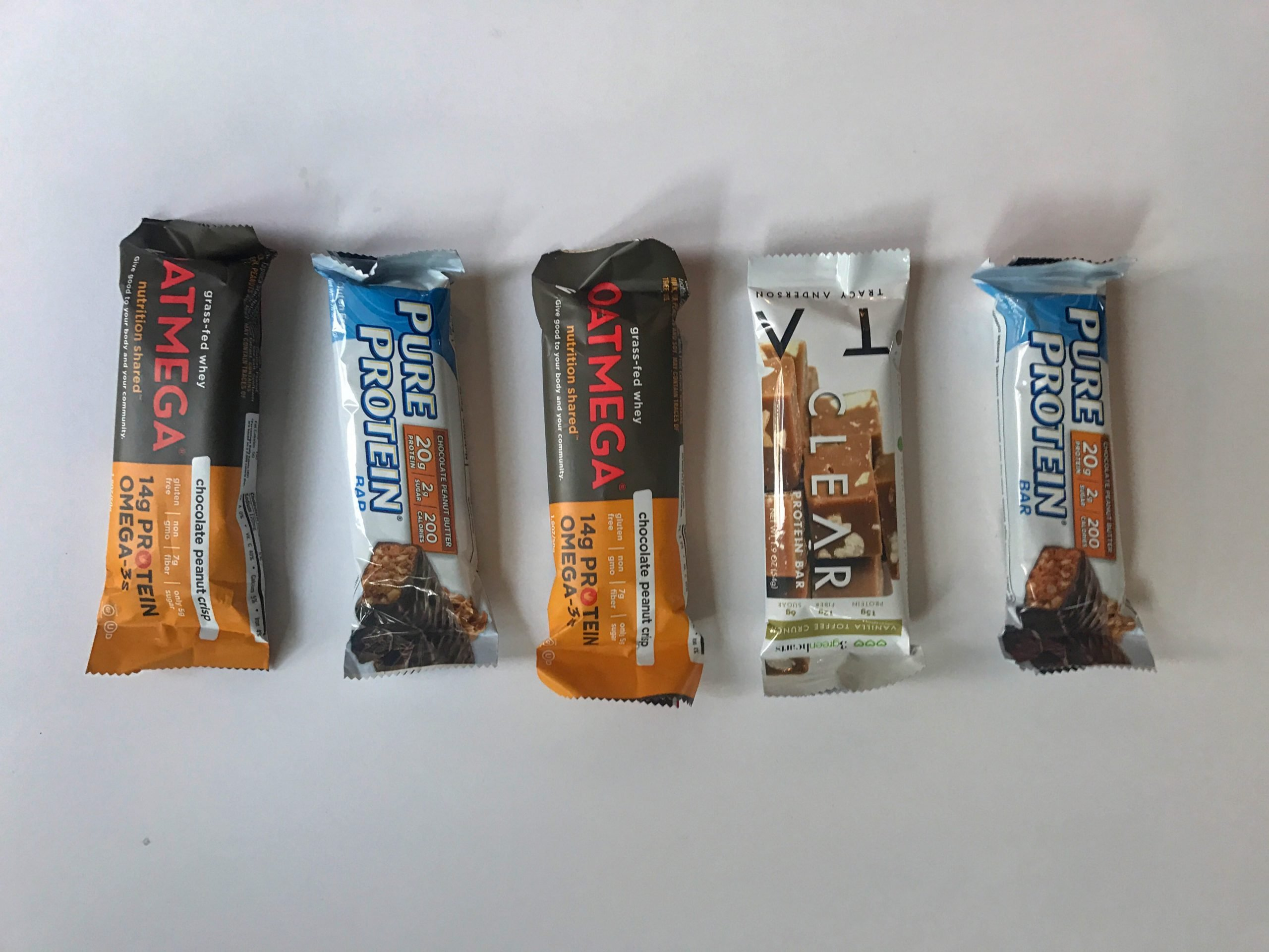 Picking out the Best Protein Bar