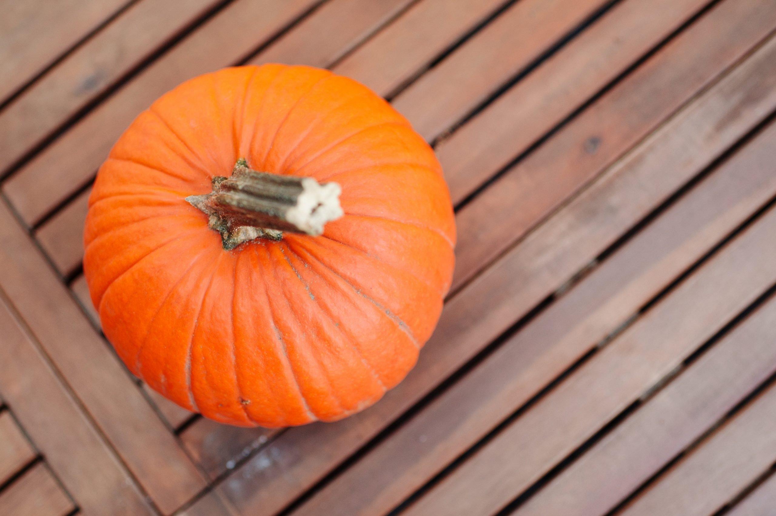 Hello Pumpkin Season