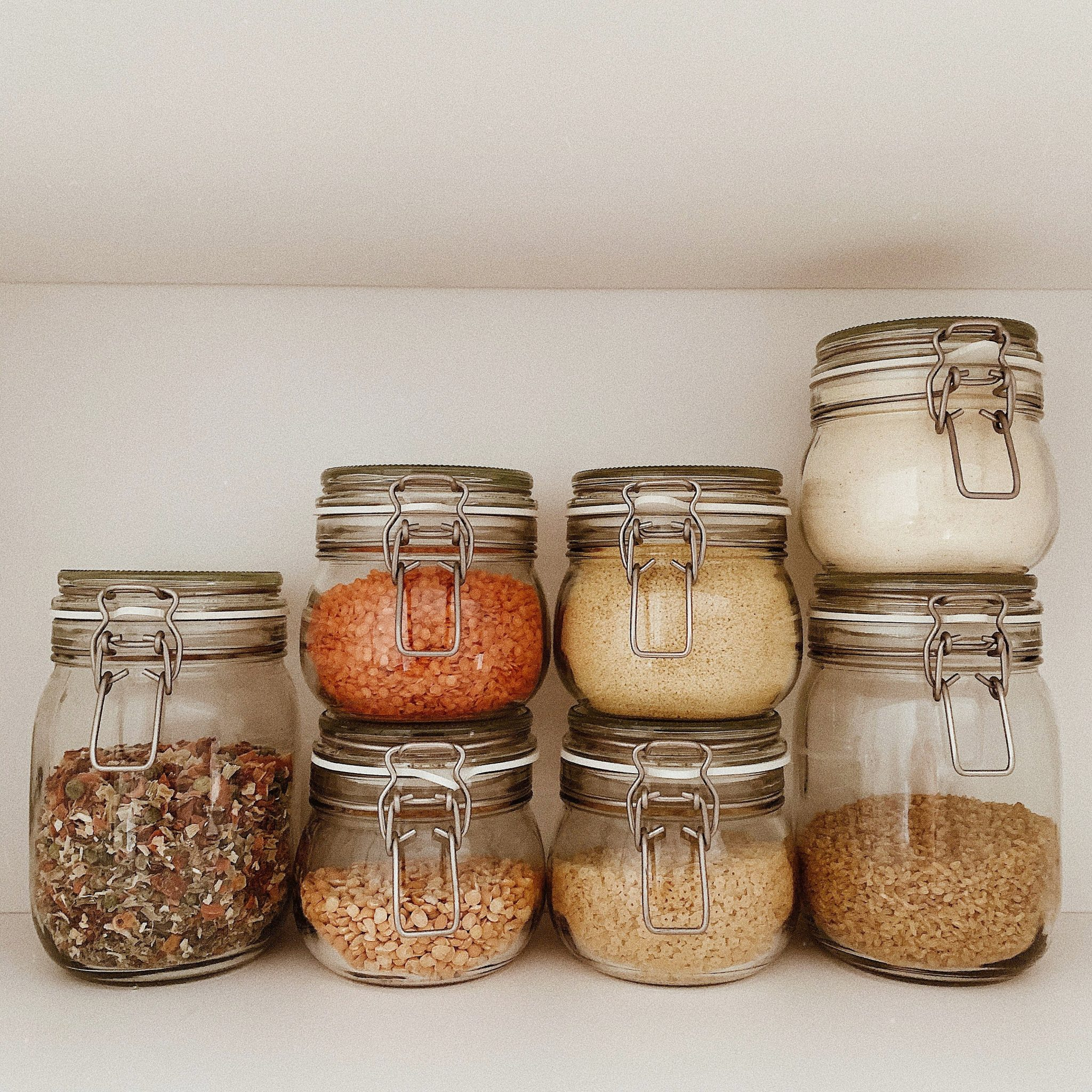 Creative Ways to Organize Your Refrigerator and Pantry